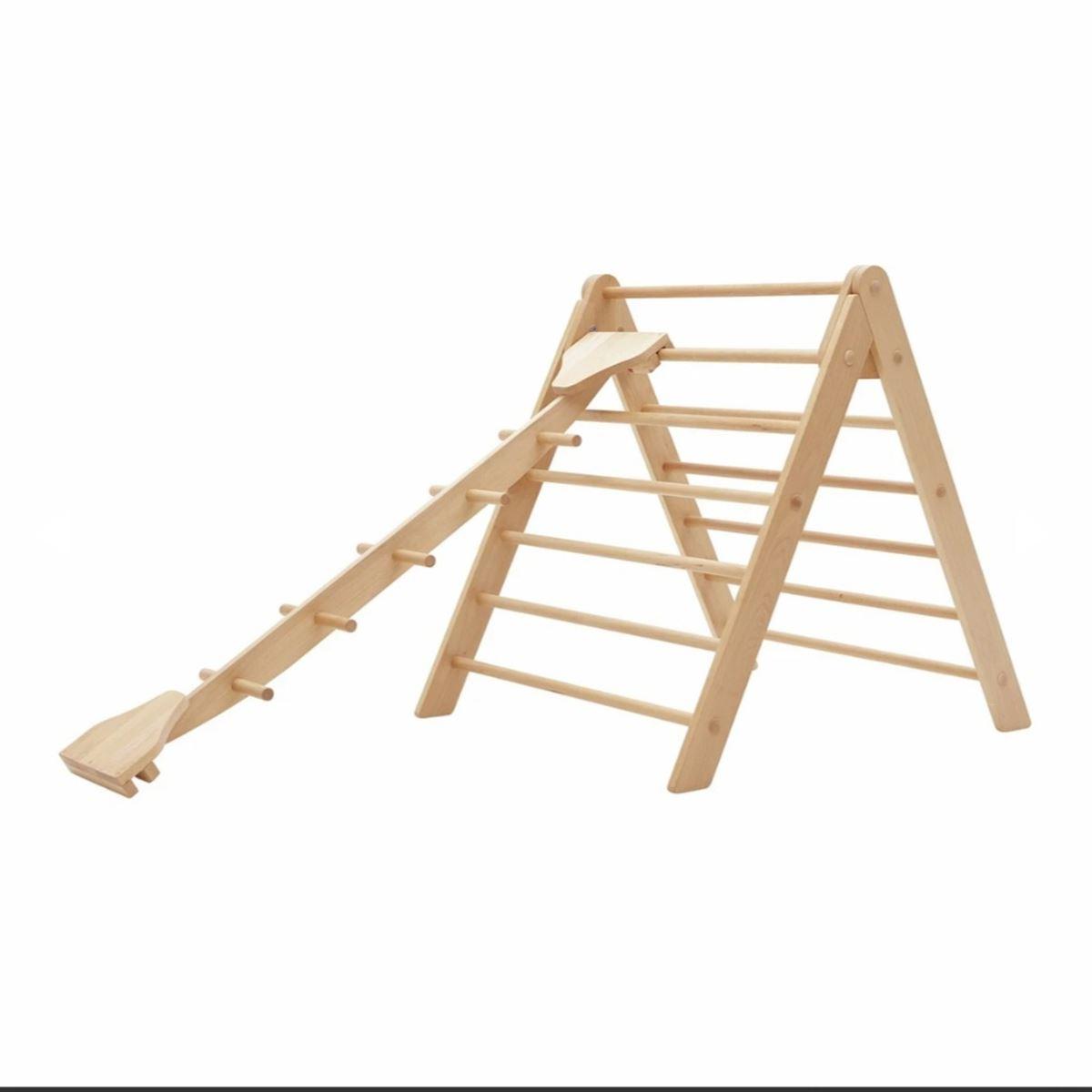 Mukabo Win Merdiven Rampa Pikler Üçgeni Set